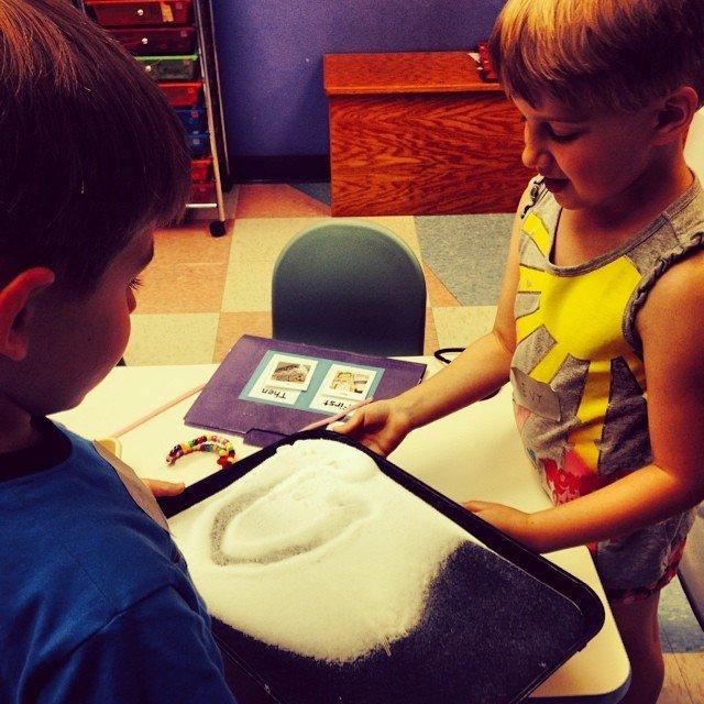 Science! At STEM Kinder Camp
