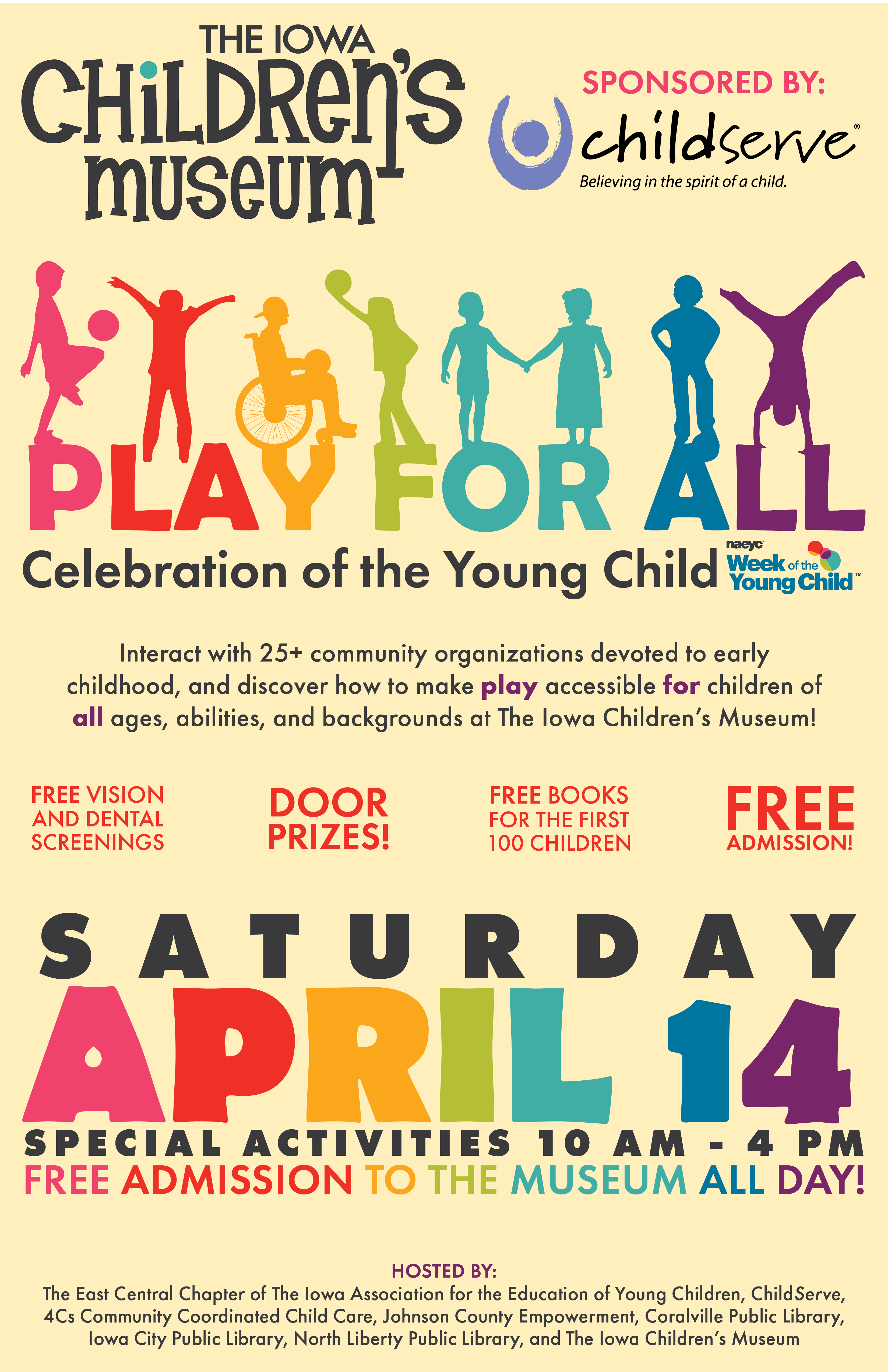 Play For All Kids Fair Celebration Of The Young Child Iowa